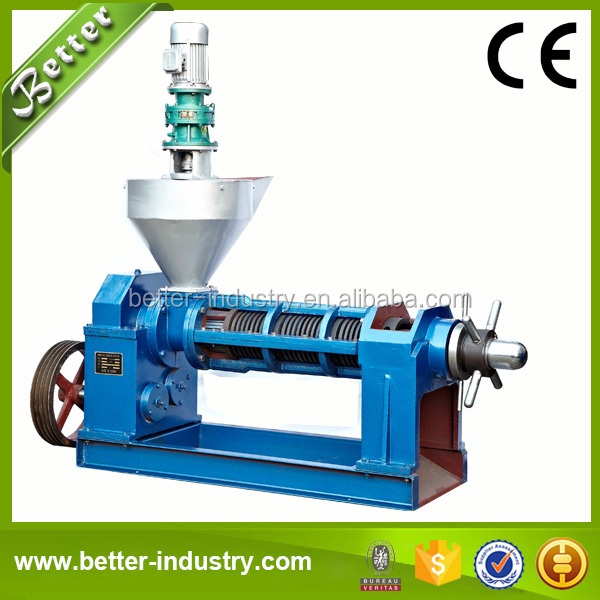 New Larger Output Palm Kernel Oil Expeller Price