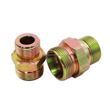Male Hyddraulic Hose Fitting BSP to NPT Thread Adapters