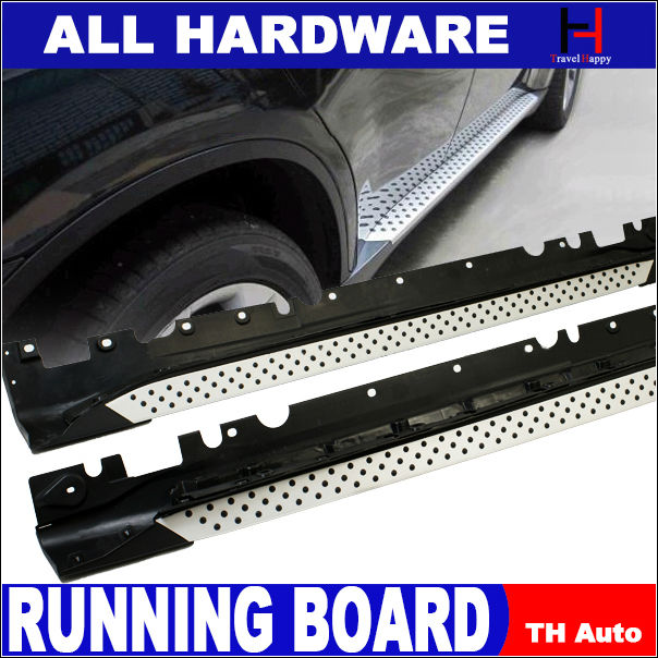 E71 Running Board For BMW X6 2008-2013