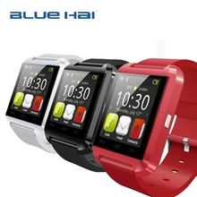 Cheap CE ROHS Android Smart Watch Phone Hot Wholesale Bluetooth U8 Smart Watch