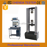 100kn Computerized electronics universal testing machine+electronic instrument