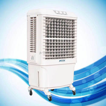 250W floor standing plastic evaporative air cooler with 220V