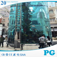 PG High Standard Custom Acrylic Fish Tank 3d Aquarium Background