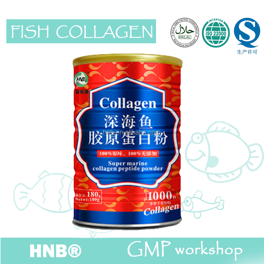 Nutrition supplement pure fish protein powder collagen for Protein in fish