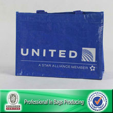 Recyle PP Woven Laminated Shopping Bag