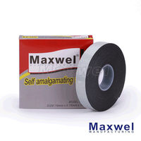 Ht Insulation Tape Black Insulation Tape High Voltage Insulation Tape