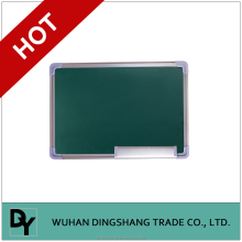 Chalk green magnetic writing board classroom interaction