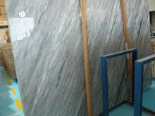 Bardiglio white marble slabs for sale