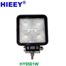 5*3W SQUARE HIGH POWER LED WORK LIGHT WITH 900 LUMENS FOR MECHANICAL CARS AND OFFROAD