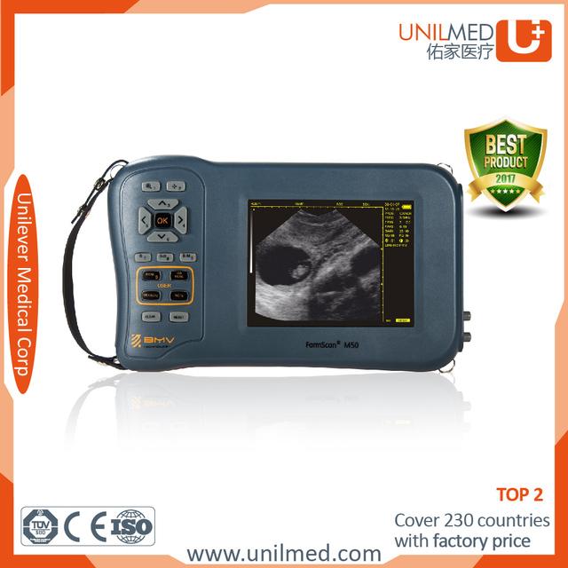 FarmScan M50 Pig Ultrasound ,Handled Scanner for Pig B Mold Scanner for Pig