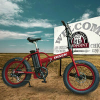 fat bike electric with kit motor bicicleta from China