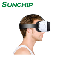 China supplier strong manufacturer 3d vr box vr headset virtual worlds for kids