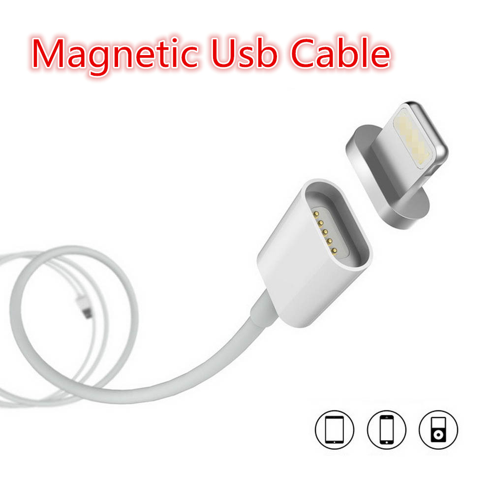High Quality USB Charging Cable Magnetic Adapter Charger For Samsung HTC LG Android Phone With Micro USB
