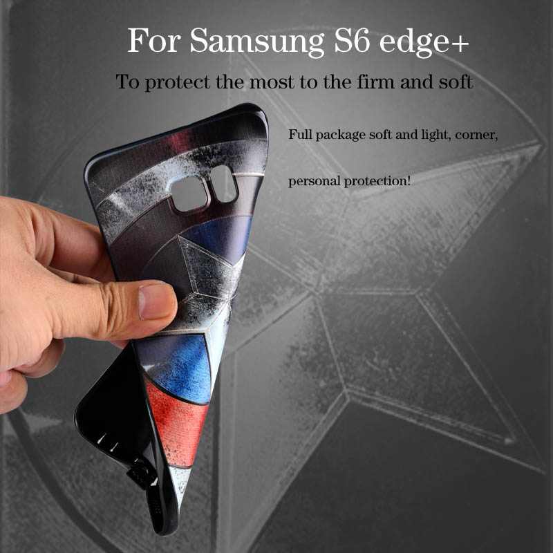 OEM 3D Relief Sublimation Tpu Phone Back Cover Soft Case For Samsung Custom Printed
