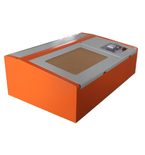 kh k40 40W mini laser engraving cutting machine