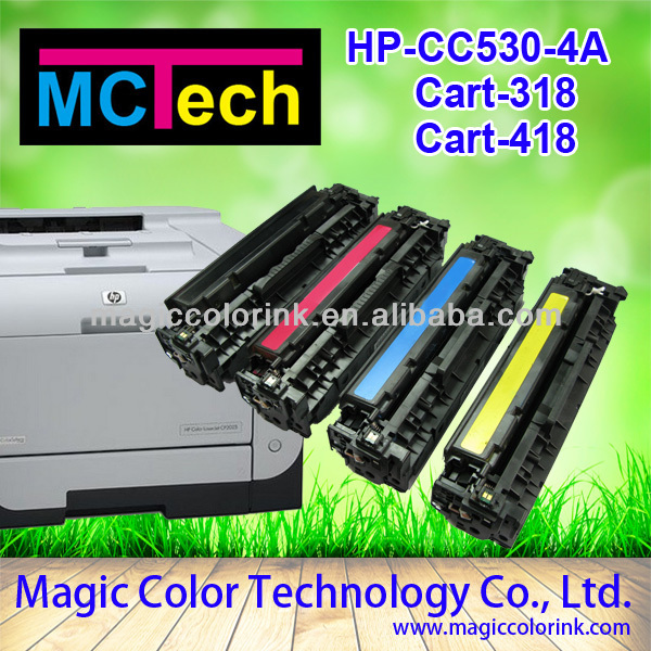 Premium Quality! Compatible HP CB530A toner cartridge