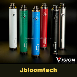 Alibaba usa hottest Evod twist battery 1600mah Evod twist 2/Evod twist 2 Best quality E cigarette wholesale & vision spinner 2