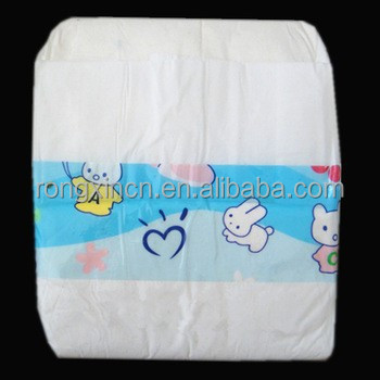 Popular Baby Products Disposable Baby Diaper Free Samples Offered
