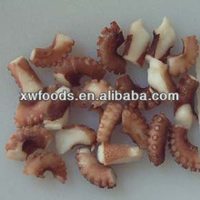 Frozen Cooked Cut octopus