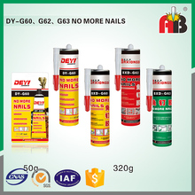 High adhesion Excellent Adhesive chloroprene nail free glue