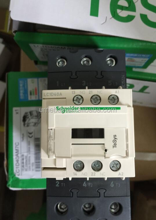 Best-selling AC contactor LC1D40AM7C 220V