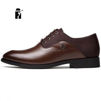 Men's Office shoes,Business Fashion Soft Leather Upper For