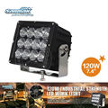 Newest high power mining crane truck lighting shakeproof cree led work light 10 w spot