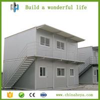 Easy install prefabricated house prefab container office