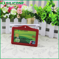 Chinese made hot selling reusable flexible plastic id card cover for kids
