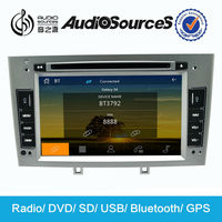 in dash car multimedia system for peugeot 408 with radio car device usb mp3 mini gps car tracker with microphone