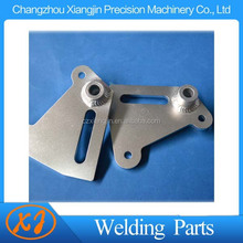 customization aluminum parts welding products
