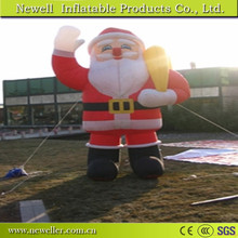 China supplier inflatable xmas santa deer With low price