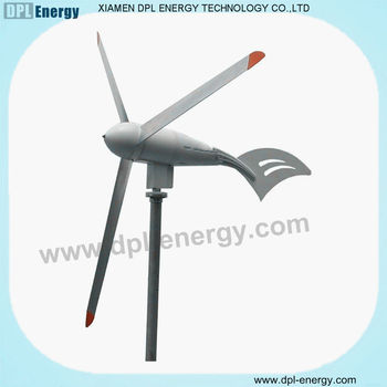 1KW Wind Turbine Generator Price for House