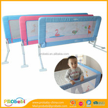 Easy Installation Collapsible Baby Bed Safety Rail