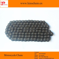 Chinese factory black motorcycle accessories 428 chain
