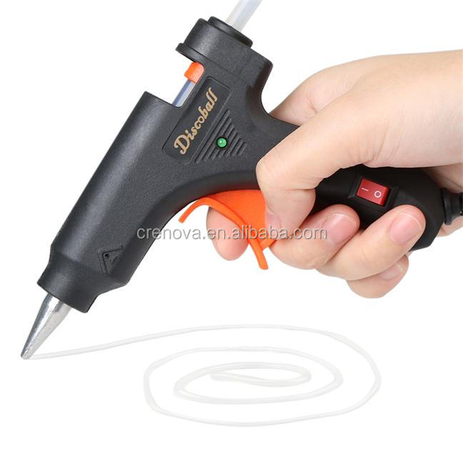 hot glue gun 20W for different DIY design and repair model in home & office/circuit board