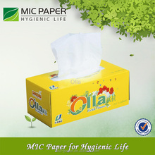 Ultra Soft and Absorbent Facial Box Tissue In Dubai