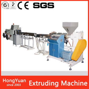easy to operate machine PEM-008 automatic plastic filament extruding machine