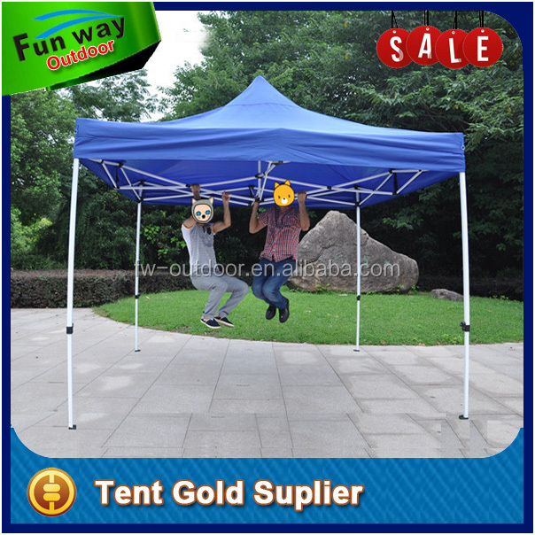40mm Deluxe Frame Heavy Duty Promotional Folding Tent