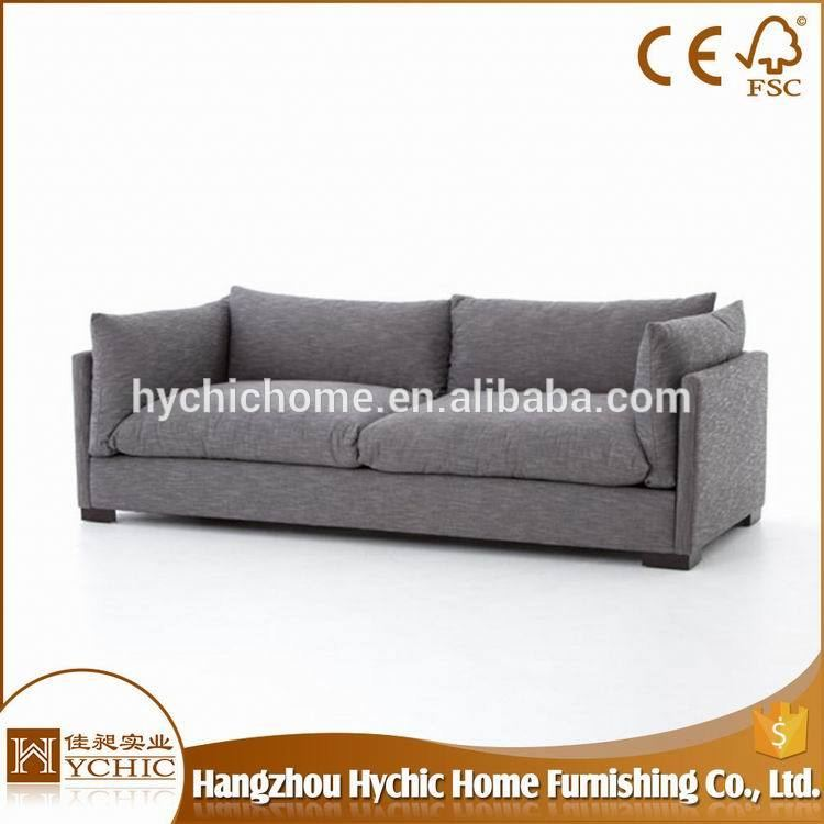American Style ottoman stool guangzhou furniture leather living room sofa