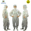 anti static electricity 2n7002 esd protection white clean room coveralls clean room bunny suit suppliers