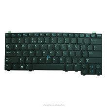 Replacement Laptop Keyboard For Dell Latitude E5440 With Pointer With Backlight US UK RU SP DE JP Layout