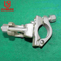 WORLD BRAND Scaffolding Pipe Coupler- Swivel Pipe Clamp