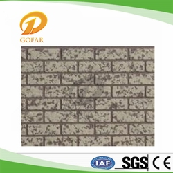 Fireproof thermal insulation board fiber cement