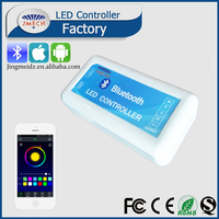 LED strip wifi bluetooth RF controller phone