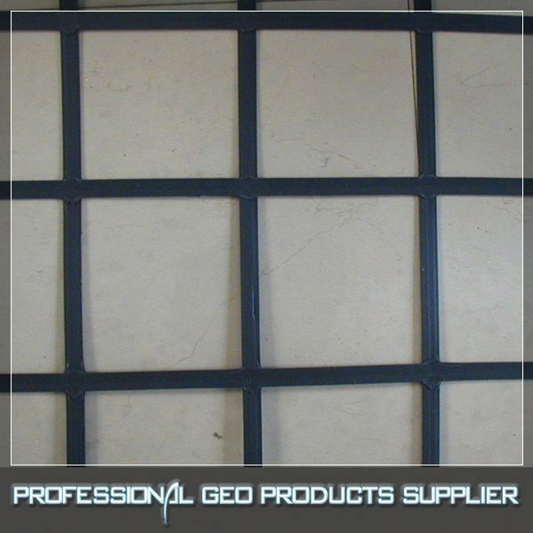 HDPP plastic complex composition compound bx paving geogrid hdpe