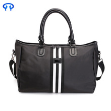 Korea style factory price polo sport duffel vintage travel bag