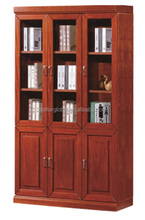 Hot Sale Wooden Office furniture/Filing Cabinet Durable Storage Cabinet 3 door Modern Vertical File Cabinet