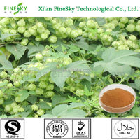 Hops Flower,High Quality & Competitive Price Humulus lupulus Extract,plant extract