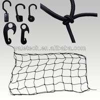 Black Elastic Trailer Net For Cargo